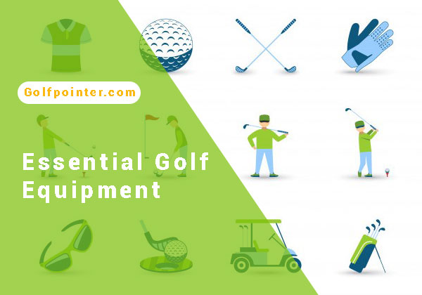 essential golf equipment